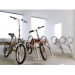 Strainless Steel Bicycle rack