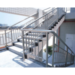 Strainless Steel Railing