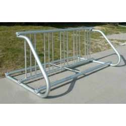 Aluminium steel Bicycle Rack