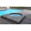 Composite Timber at Swimming pool