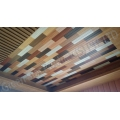Composite timber ceiling work
