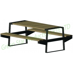 outdoor Furniture-Recycled Plastic Lumber furiniture