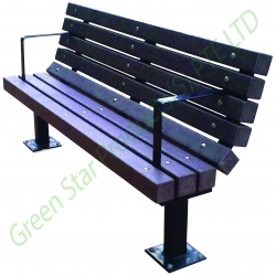 outdoor furniture-recycled plastic timber
