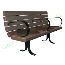 Outdoor furnitture-recycled plastic lumber furniture