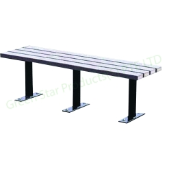 outdoor furniture - recycled plastic lumber furniture