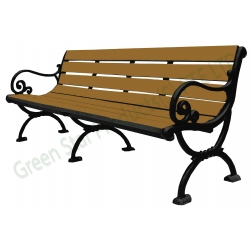 outdoor furniture recycled plastic lumber furniture