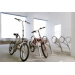Galvanized Steel Bicycle rack