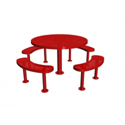Plastic Coated Furniture
