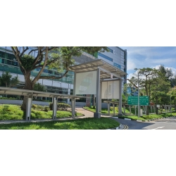 High Linkway at Changi Business Park Singapore by Green Star Products