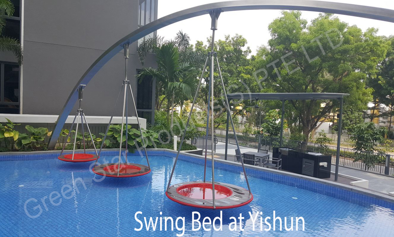 Stainless%20steel%20Swing%20Bed